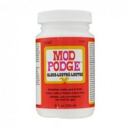 Mod Podge - klej do decoupage, lakier błyszczący i podkład 3w1