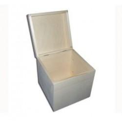 Pudełko kwadratowe wysokie...