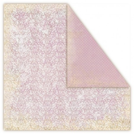 Papier do scrapbookingu 12x12, Desert Rose - Silence [UHK]