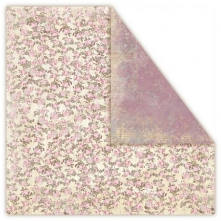 Papier do scrapbookingu 12x12, Desert Rose - Promise [UHK]