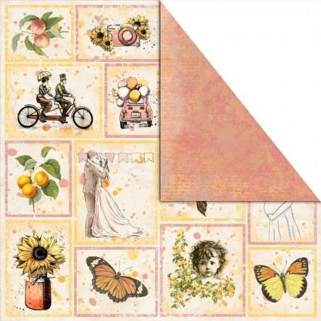 Papier do scrapbookingu 12x12, Bananarama - Pictures of life [UHK]