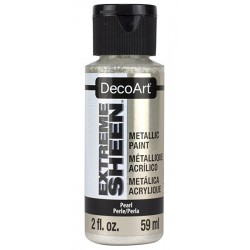 Farba metaliczna Extreme Sheen DecoArt DPM01 perłowa