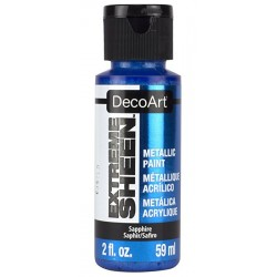 Farba metaliczna Extreme Sheen DecoArt DPM17 szafir
