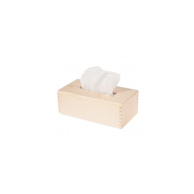 Chustecznik drewniany CH214