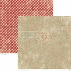 Papier do scrapbookingu z kolekcji Palce lizać