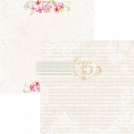 Papier do scrapbookingu Studio75 - Forever in love 03