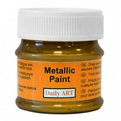 Metaliczna farba akrylowa...