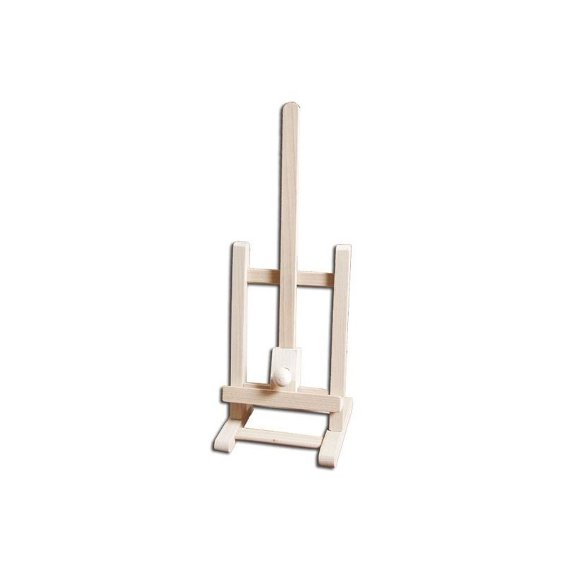 Drewniana sztaluga, model francuski