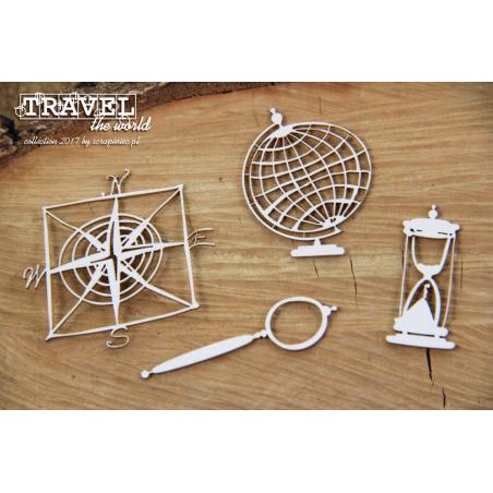 Travel the world - elementy 4743 [Scrapiniec]
