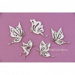 Rajskie motyle