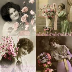 Serwetka - La vie en rose