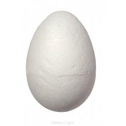 Jajko styropianowe 9 cm do ozdabiania - do decoupage