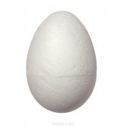 Jajko styropianowe do ozdabiania