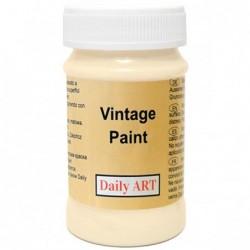 Farba kredowa Daily Art - kość słoniowa 100 ml