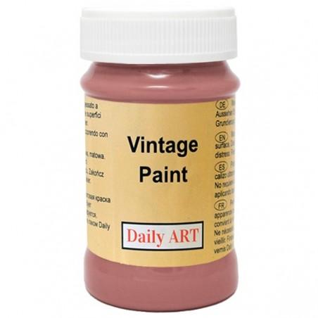 Farba kredowa Vintage, 195 sepia, 100 ml [Daily Art]