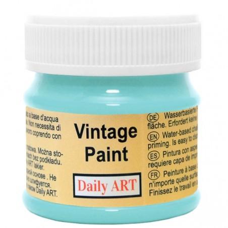 Farba kredowa Vintage, 333 biscay bay - zatoka biskajska, 50 ml [Daily Art]