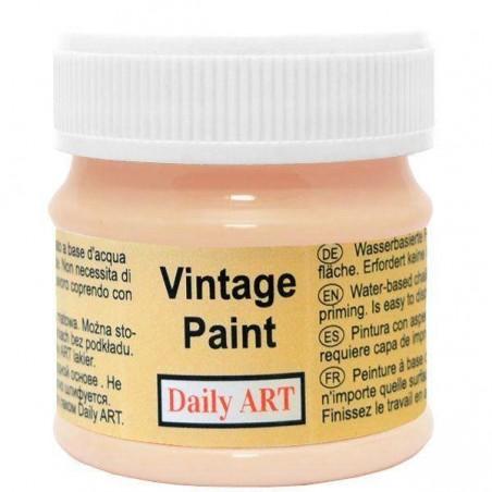 Farba kredowa Vintage, 392 bisque - biszkoptowa, 50 ml [Daily Art]