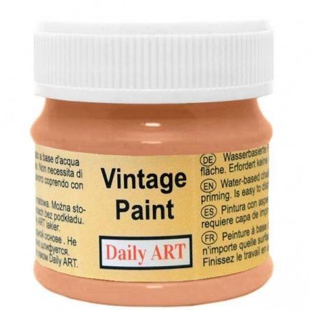 Farba kredowa Vintage, 191 terracotta - terakota, 50 ml [Daily Art]