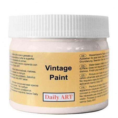 Farba kredowa Vintage, 105 milk - mleczna kraina, 300 ml [Daily Art]