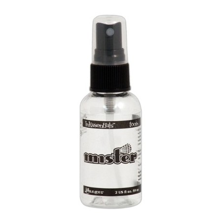 Atomizer spray, pusta butelka 59 ml [Rangers]