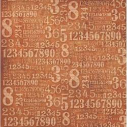 Serwetka ryżowa DFT223, Liczby