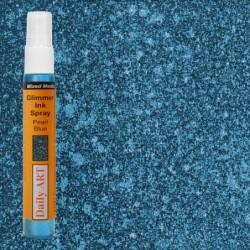 Mgiełka Daily Art, perłowa niebieska - produkty mixed media