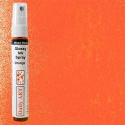 Mgiełka Daily Art, glossy orange - produkty mixed media