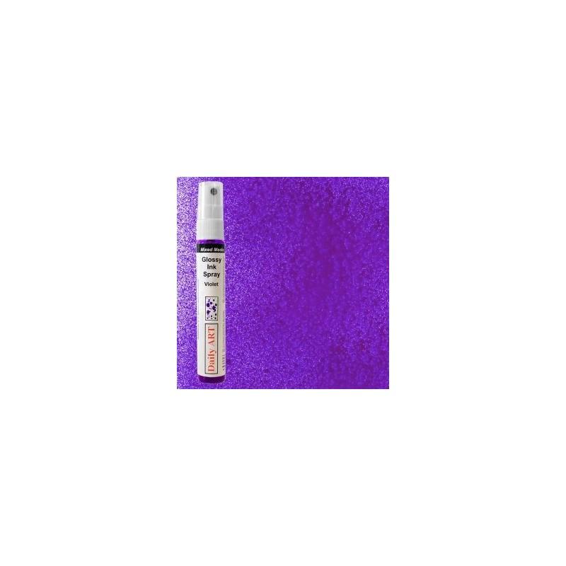 Mgiełka Daily Art, glossy violet - produkty mixed media