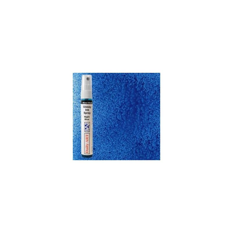 Mgiełka Daily Art, night blue - produkty mixed media