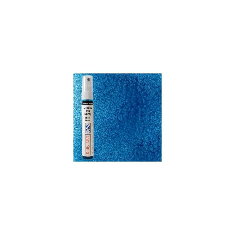 Mgiełka Daily Art, glossy rich blue - produkty mixed media