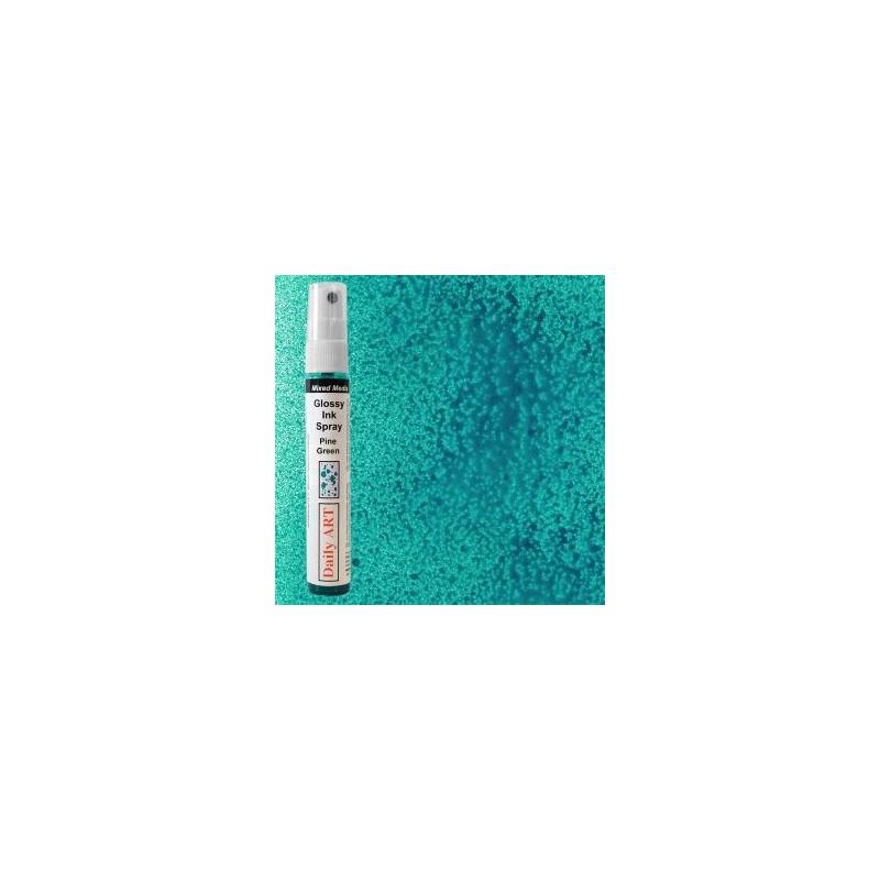 Mgiełka Daily Art, pine green - produkty mixed media