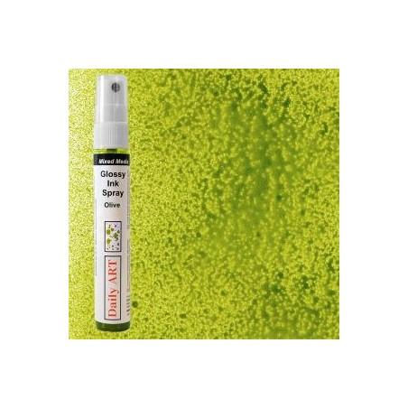 Mgiełka Daily Art, olive - produkty mixed media