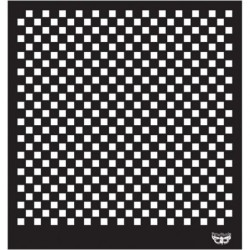 Maska do technik mixed media - Prima Marketing - Checker 960186
