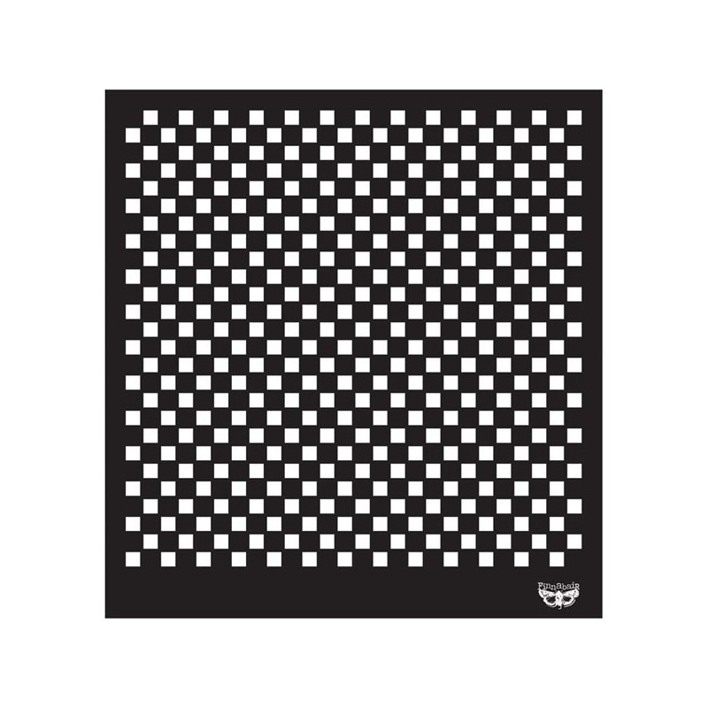 Maska do technik mixed media - Prima Marketing - Checker 960186