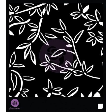 "Maska 6x6"" Prima Marketing, Bamboo Leaves 579982"