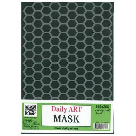 Maska Daily Art 145x200, Honeycomb Small - plaster miodu mały