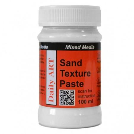 Pasta piaskowa - sand paste Daily ART, 100 ml