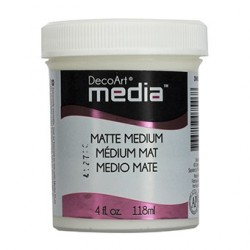 Medium matujące Matte Medium DMM20