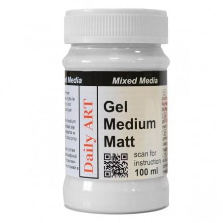 Medium żelowe matowe 100 ml