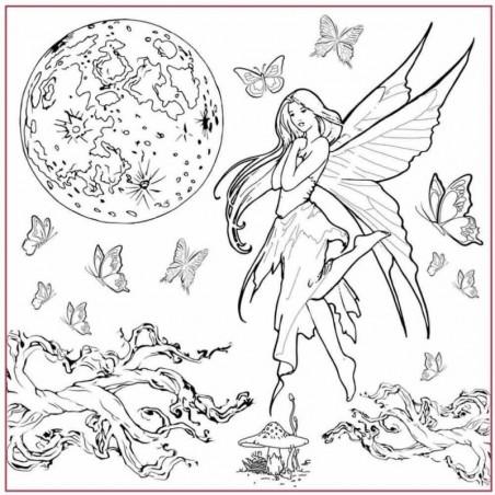 Serwetka ryżowa DFTM18, Fairy