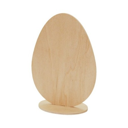 Jajko na podstawce