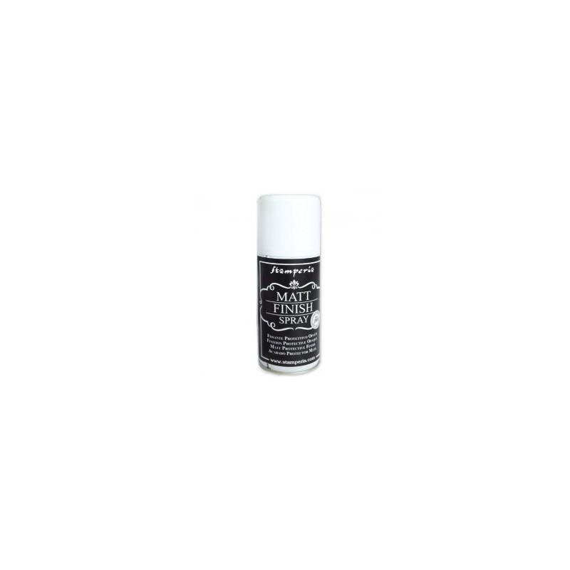 Alkoholowy lakier matowy w sprayu 150 ml, Stamperia KES05