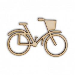 Ozdoba ze sklejki Eko-deco - rower