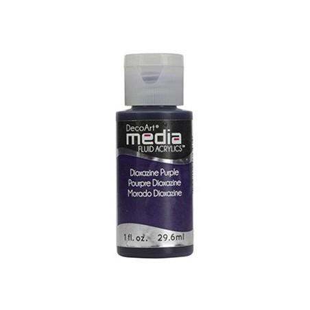Fluid akrylowy DecoArt, Dioxazine Purple [DMFA12]