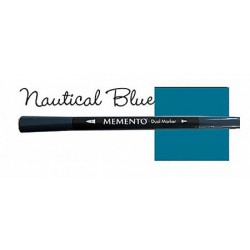 Marker Memento, Nautical Blue