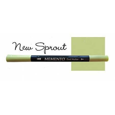 Marker Memento, New Sprout