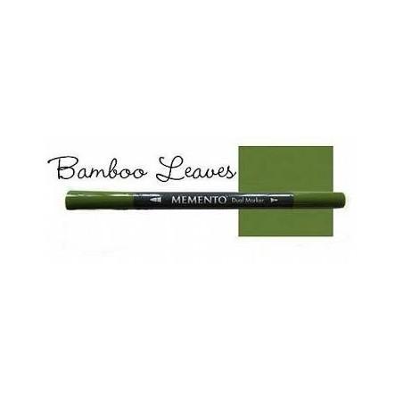 Marker Memento, Bamboo Leaves