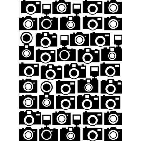 Folder do embossingu 1219-232 [Darice], Cameras