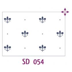 Szablon FF 21x30 SD054