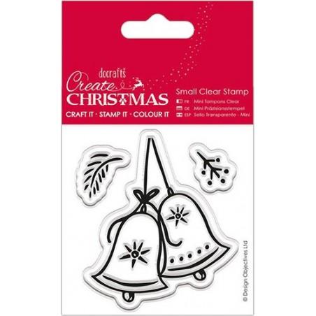 Stemple akrylowe Docrafts Create Christmas, Christmas Bell [PMA-907259]